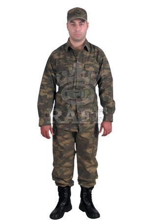 камуфляжная униформа (рубашка-брюки)