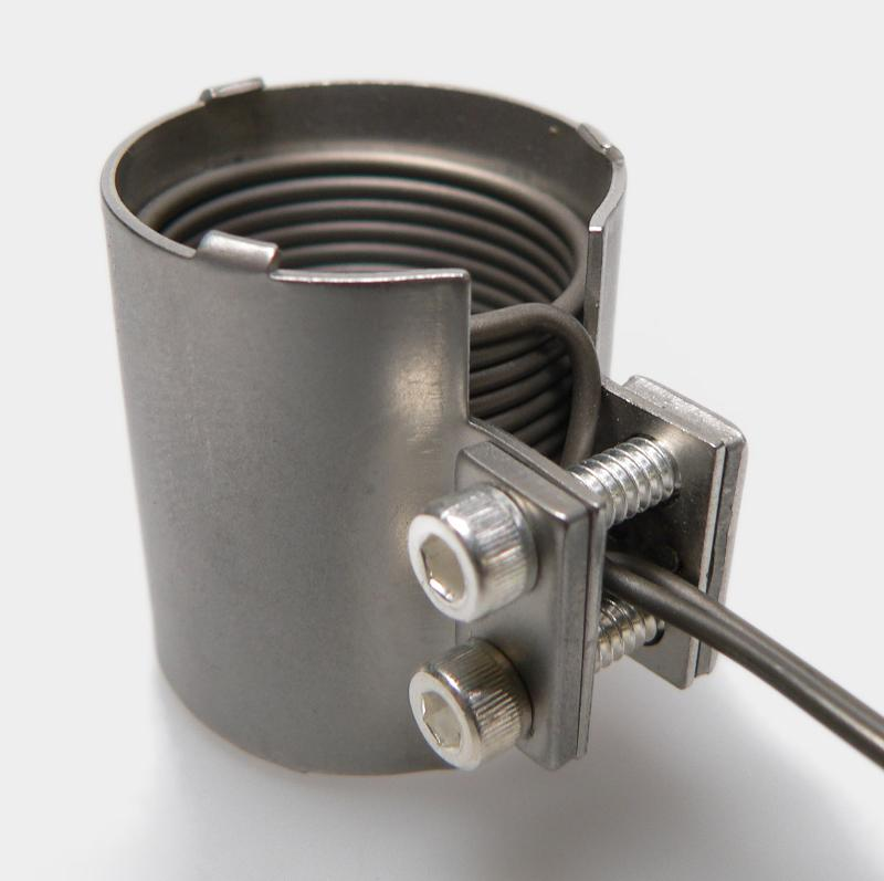 Nozzle Heaters - Two-Screw Clamp Band
