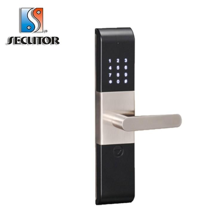 Password Door Lock - Password Touch Panel Electronic Household Door Lock