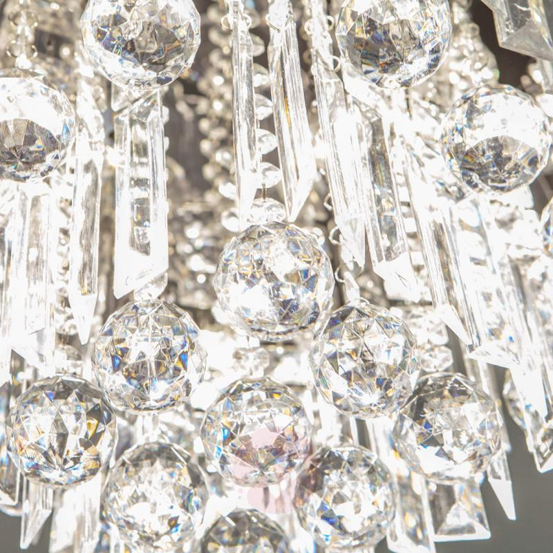 Sparkling LED ceiling light Loan - indoor-lighting