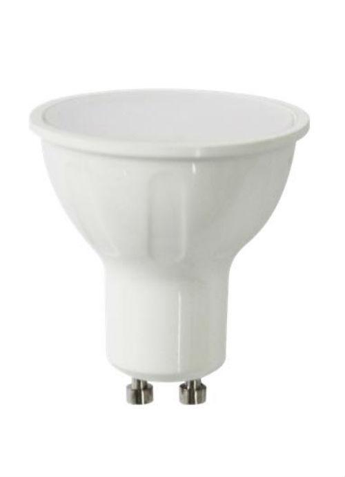 Faretti LED GU10 - 6/8W opaca 3000/6400K 390/420/560/600lm