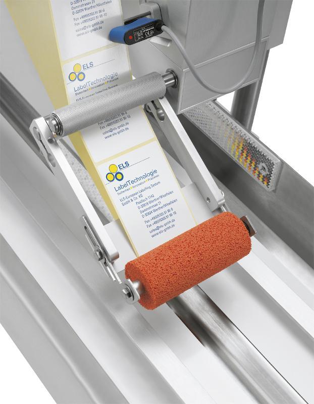 ELS 320 automatic labeller - Sous-titre 8