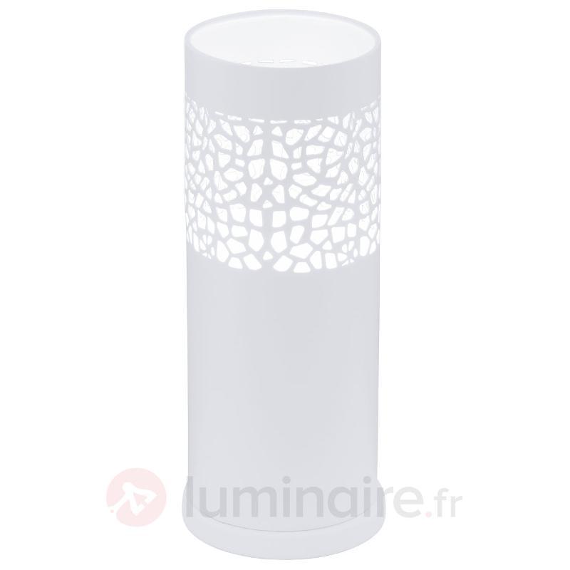 Charmante lampe à poser Carmelia - Lampes de chevet
