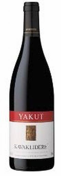 grossiste vins de Turquie - VIN ROUGE YAKUT 37.5 CL. DE TURQUIE