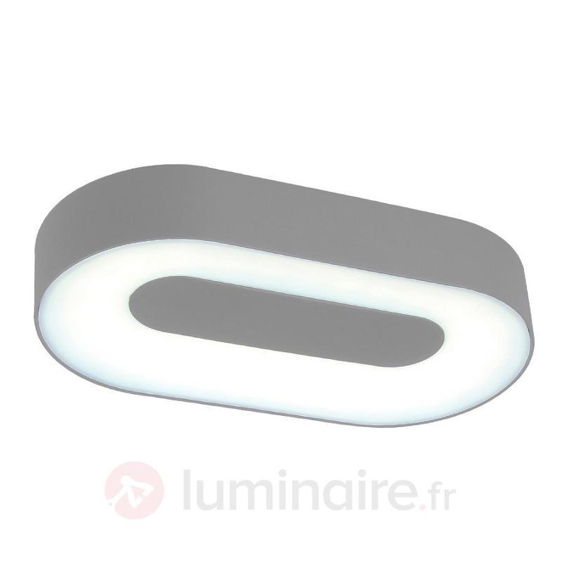 Applique LED ovale Ublo pour l'extérieur - Appliques d'extérieur LED