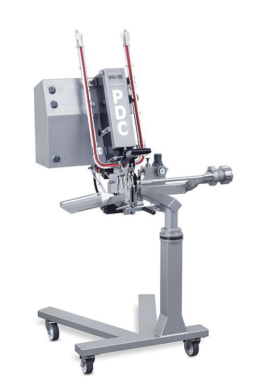Semi-automatic Double-Clipper (clipping machine) - PDC 700