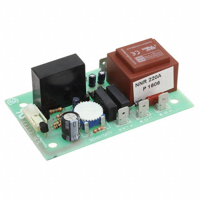 CONTROL LIQ LEVEL 220VAC CHASSIS - Crouzet NNR220A