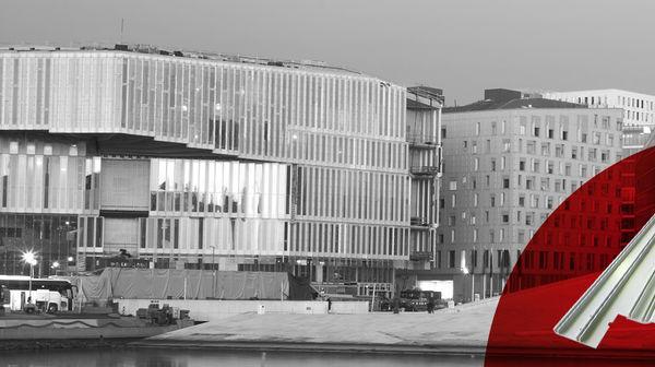 Facade Elements - Facade elements for the Deichman Library in Oslo