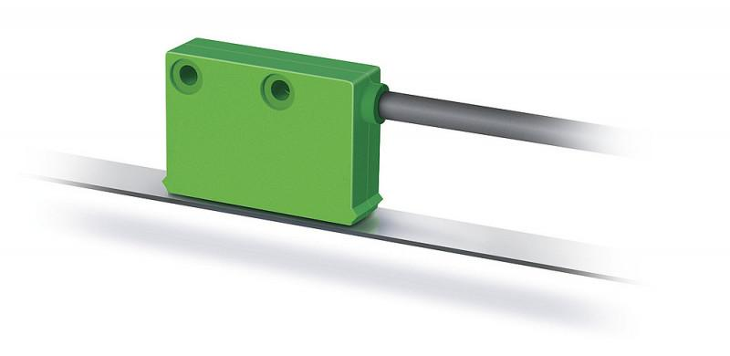 Magnetic sensor MSK210 rotativ - Magnetic sensor MSK210 rotativ, Compact sensor, incremental, digital interface