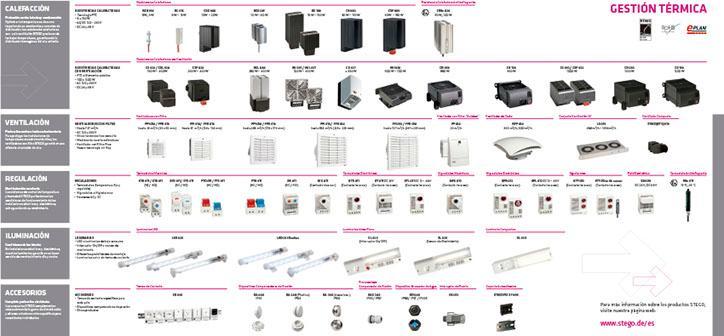 Catálogo de presentación de los Productos Stego