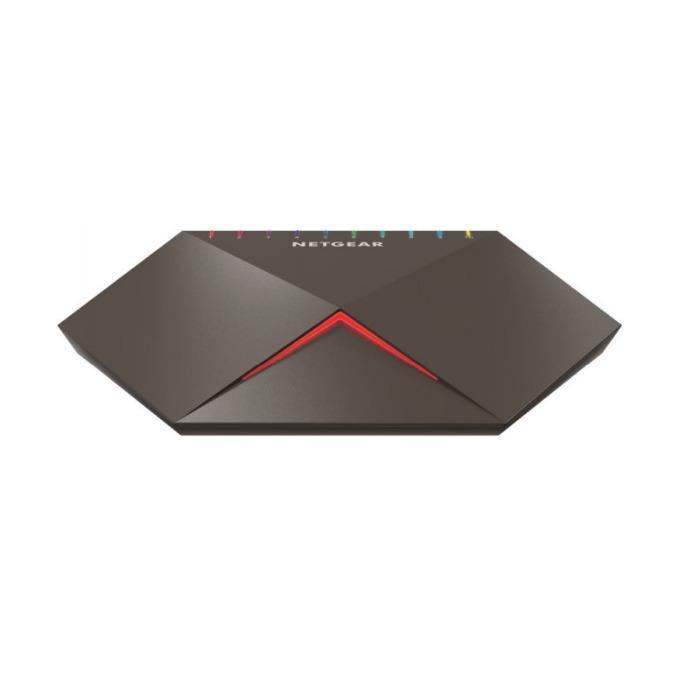 Netgear - Periféricos de red  - Netgear Switch GS810EMX-100PES