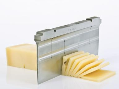 Food Cutting Sonotrodes  - Optimum design for effortless cutting