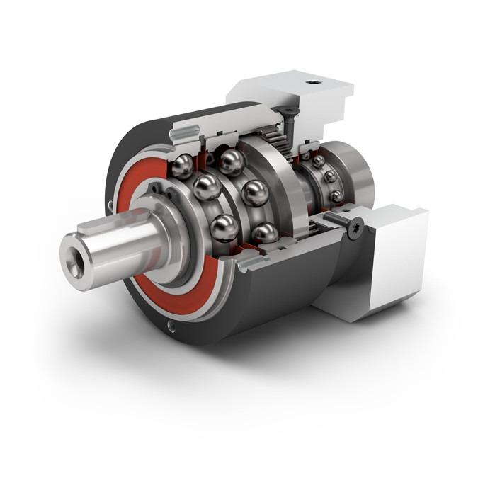 Planetary Gearbox PLPE - Economy Gearbox with Output Shaft - Spur gear - NEUGART