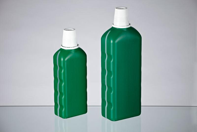 Liquid fertilizers - Shaped bottles