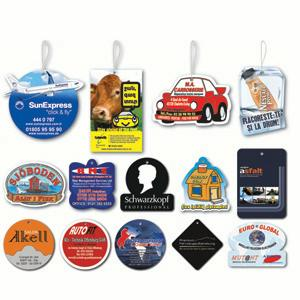 paper car air fresheners