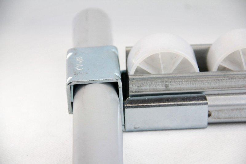 Rollschienenaufnahmen GP - Befestigungselemente für Rollschienen by G.S. ACE