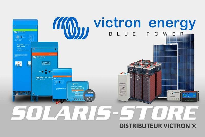 Produits VICTRON ENERGY commercialisés
