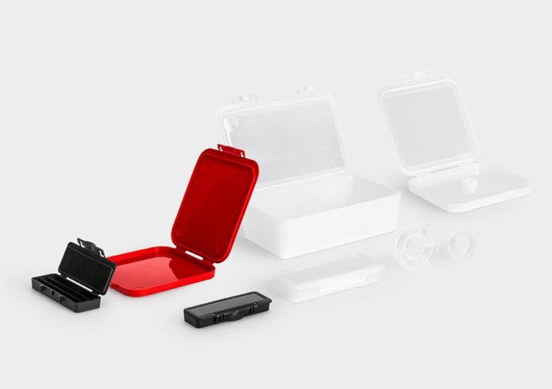 UniBox - Boite en plastique