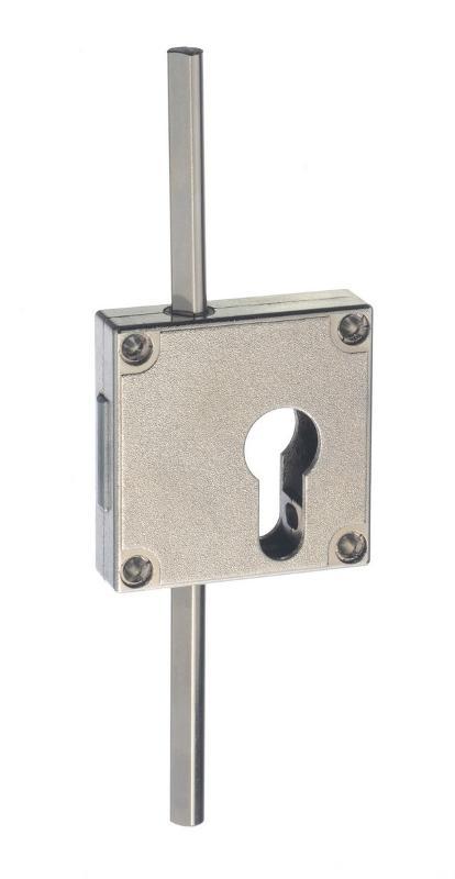 Locks for profile cylinder - Espagnolette lock