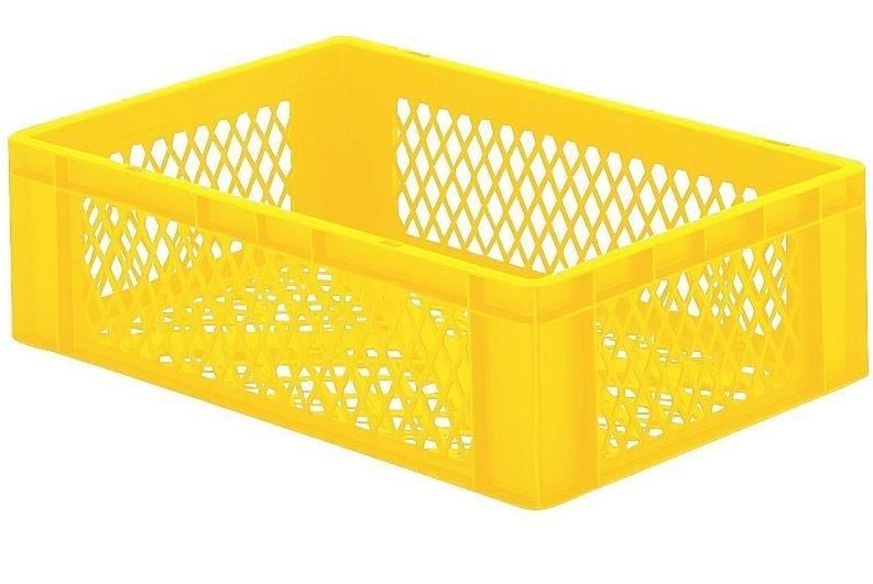 Stacking box: Dina 175 3 - Stacking box: Dina 175 3, 600 x 400 x 175 mm