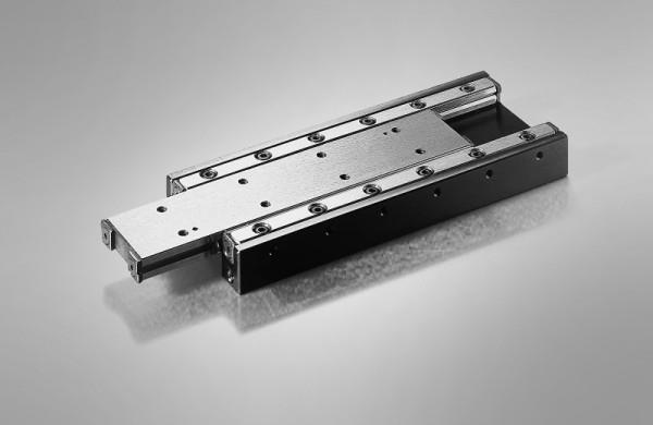 Miniature roller slides