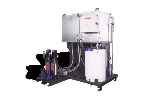 Bosch Módulo de serviço de água WSM-V, WSM-T - Bosch Módulo de serviço de água WSM-V, WSM-T