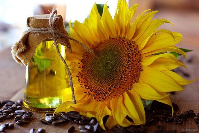 Подсолнечное масло нерафинированное - масло растительное