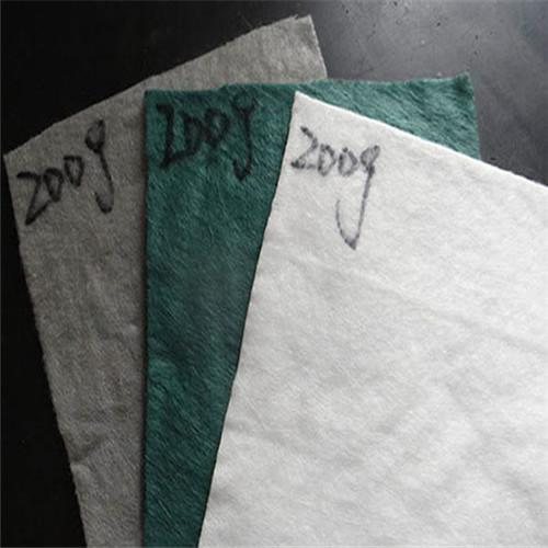 Polyester géotextile