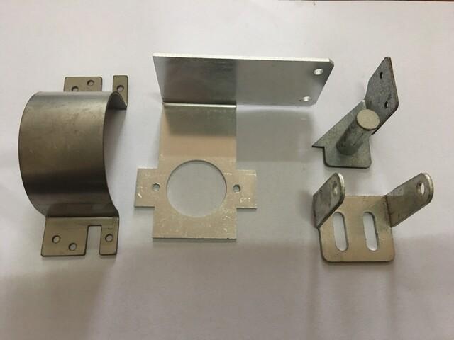Stamping parts - Custom producing metal stamping parts