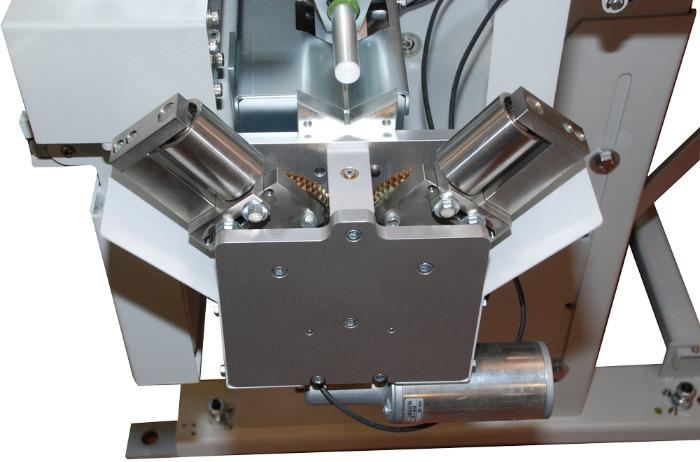 Universal Lifter - Load special profiles and rectangular profiles with your bar feeder
