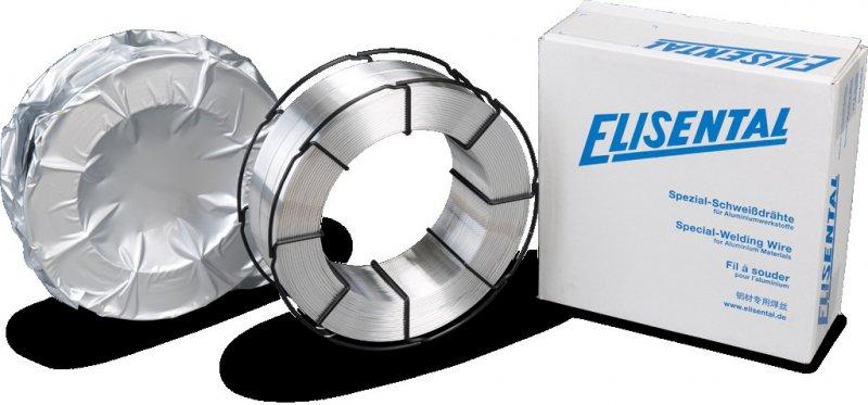 Alambre de soldadura de aluminio S Al 4047(A) - AlSi12(A) - Alambre de soldadura de aluminio S Al 4047(A) - AlSi12(A) DIN EN ISO 18273