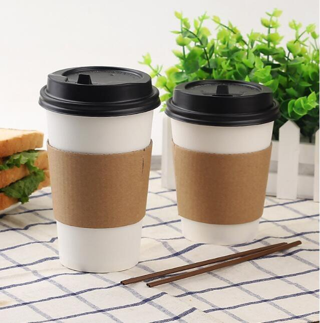 Paper coffee cup - Disposable paper coffee/tea cup