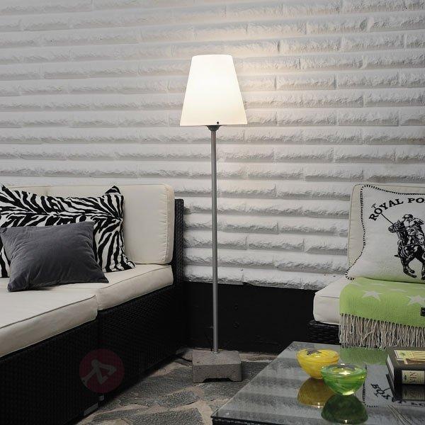 Lampadaire NEW LUCCA pour la terrasse 151 cm - Luminaires de terrasse
