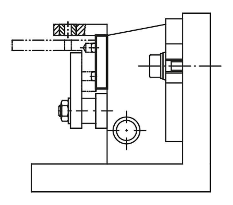 Plaque d'appui DIN 6348 - Dispositifs de perçage