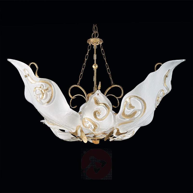 Floating hanging light Sirio, 100 cm - Pendant Lighting