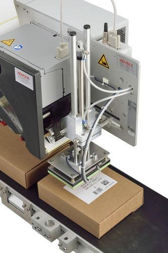 Applicator LA-TO - applicator for automatic labeler / Touch-On / reliable / economic