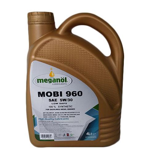 MOBI 960 SAE 5W30 - MEGANOL LUBRICANT OIL