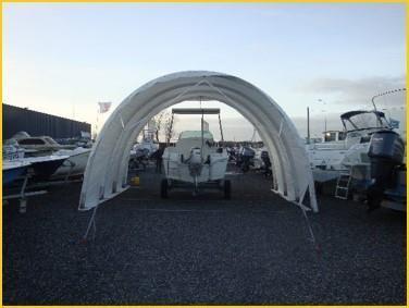 Abrigos de Garagem para Barcos - null