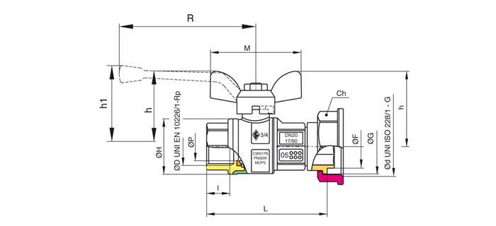 VALVOLE PER GAS - FIDOSFER