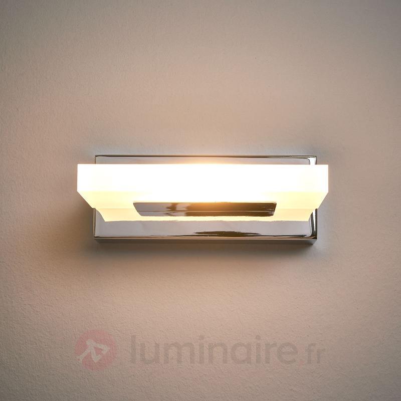 Applique LED Fabiola à une lampe - Appliques LED