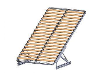 Ортопедические каркасы кроватей - Каркасы кроватей с механизмом подъема