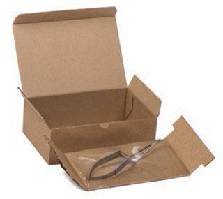 Fixier-Verpackungen und Membran-Verpackungen - Emba-Flex