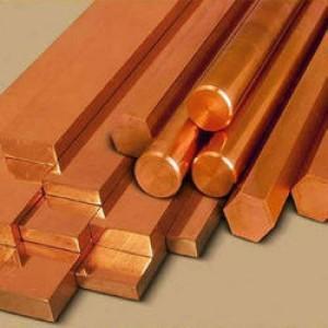 C110 Copper Bars