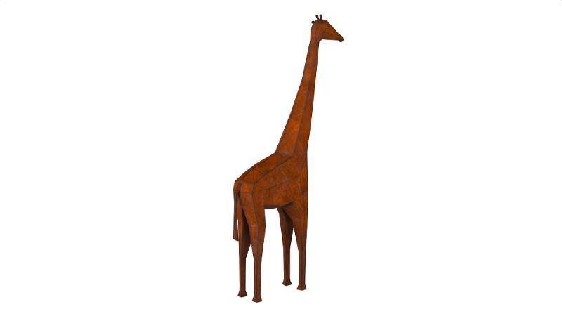 Sculpture «Giraffe» - Garden products