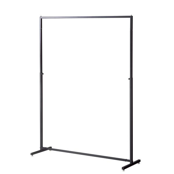 Modern Clothes Rack – Black - W90cm and W120cm version available