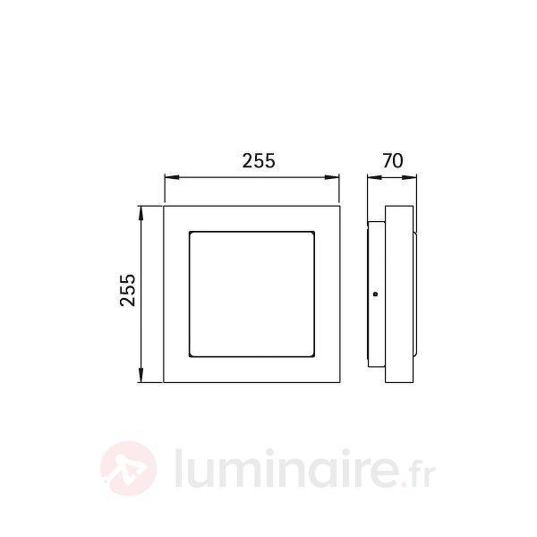 Applique / Plafonnier d'extérieur 424 - Appliques d'extérieur inox