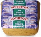 Fromage Rochefort - aux Algues d'Ouessant
