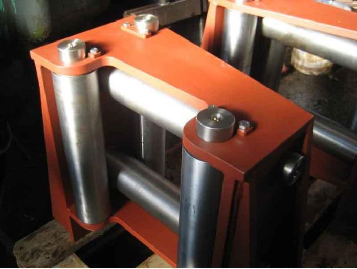 Elementy stalowe dla branż stoczniowej i offshore -