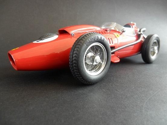 Revival International Ferrari 246 G.p. Francia 1958 - 1:20