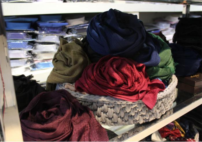 scarf -